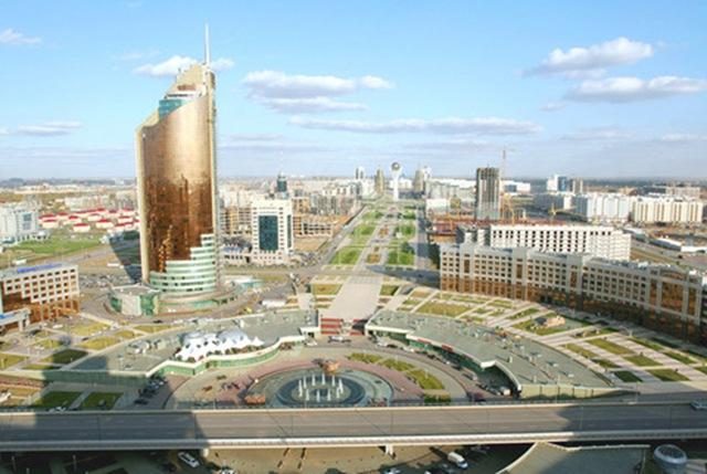 opération - Dossier : Opération Kazakhstan, nouvel eldorado mondial et de la France ! Astana